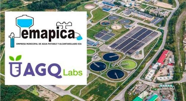 AGQ Labs se posiciona sector saneamiento público Perú