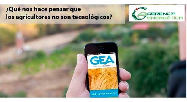 ¿Qué nos hace pensar que agricultores no son tecnológicos?