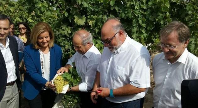 "Rodríguez Mulero: "" Consell trabajará garantizar agua agricultores alicantinos"""