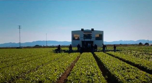 agricultores impiden sellado vertidos CHS Radar Torre Pacheco