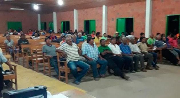 Paraguay comienza obras proveer agua potable población indígena Chaco