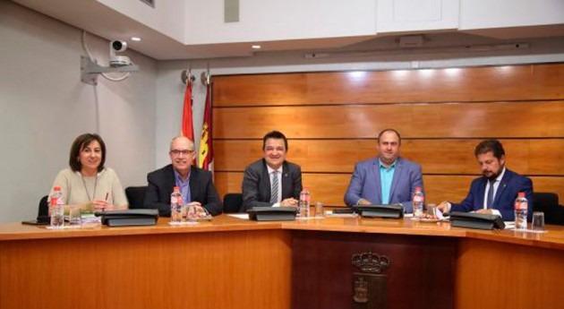 agua, elemento principal política agraria durante legislatura Castilla- Mancha