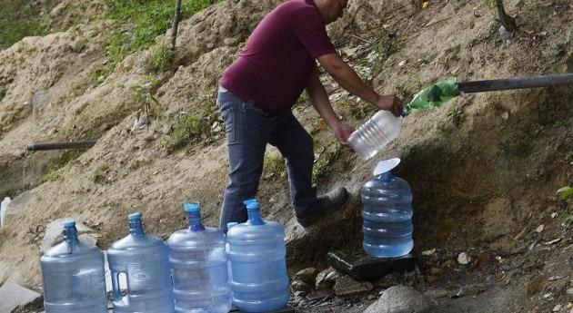 Gobernanza agua Venezuela