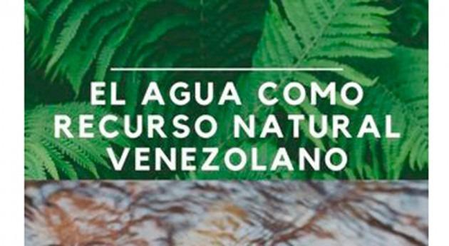agua como recurso natural venezolano