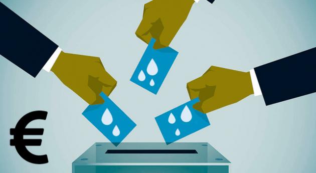 ¿Cuánta agua nos van costar estas elecciones?