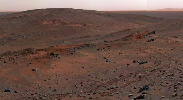 ¿Se pueden cultivar alimentos Marte?