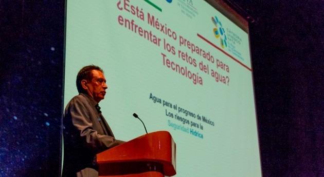 Agua progreso México