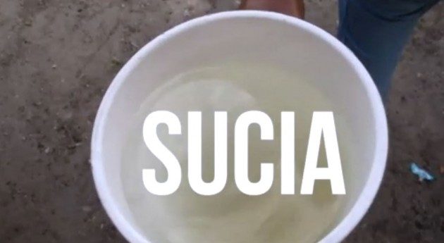 ¿Por qué agua grifo Venezuela suele estar tan sucia?