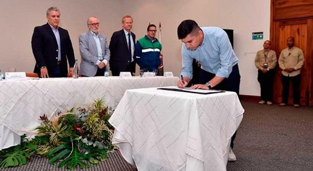 Colombia iniciará Sistema Tratamiento Aguas Residuales cuenca río Chinchiná
