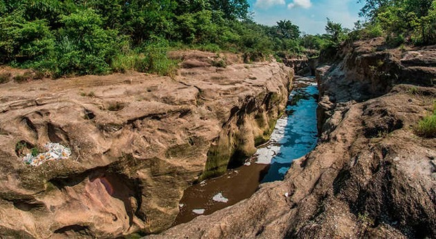 Salvador busca reducir contaminación vertido aguas residuales