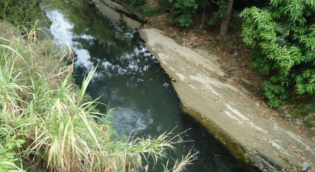 Caracterización Aguas Negras