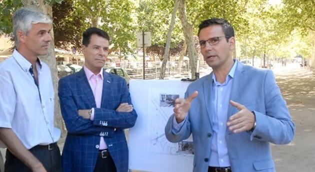 Granada finaliza obras colector Paseo Salón que evitará inundaciones zona