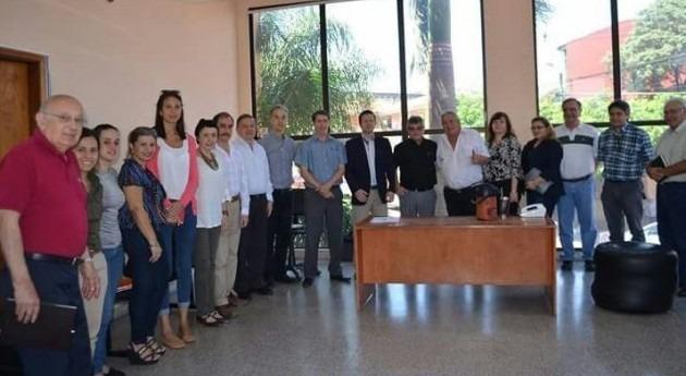 Paraguay presenta proyecto Rehabilitación y Ampliación Alcantarillado San Lorenzo