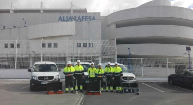 Aquatec gestionará búsqueda fugas y eficiencia hidráulica Aljarafesa
