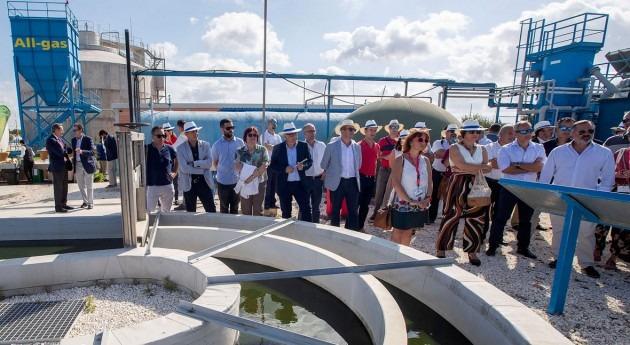 All-gas, apuesta Aqualia avanzar economía verde y descarbonizada