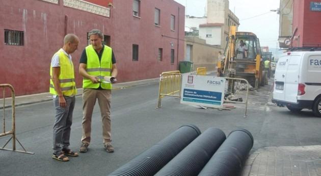 Almassora destina 68.000 euros renovar, mano FACSA, red potable