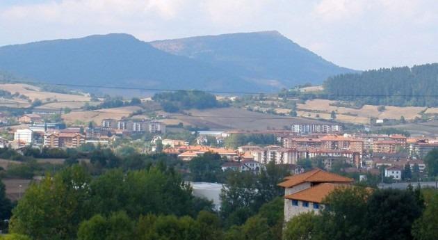 Álava destina medio millón euros mejorar abastecimiento agua Artoñana