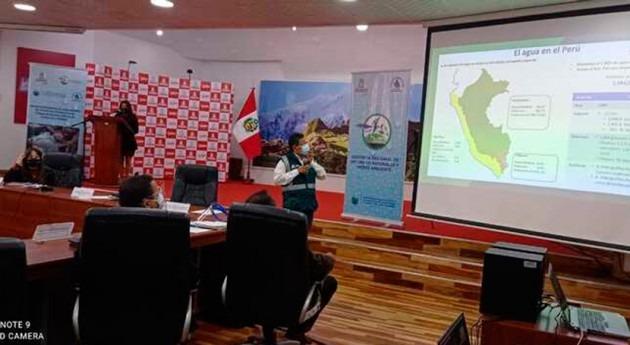 Perú destaca importancia Consejo Recursos Hídricos Cuenca Interregional Alto Apurímac
