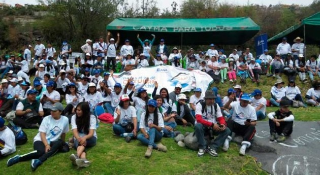 ANA Perú promueve conciencia hídrica ceremonia ancestral pago al agua