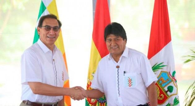 Perú y Bolivia reafirman acceso al agua potable como derecho humano esencial