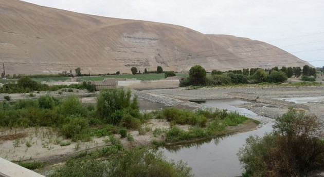 Aprobada entrega agua valle Tambo
