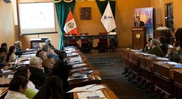 """"""" obligación ANA es mejorar gestión y condiciones recurso hídrico cada cuenca"""""""