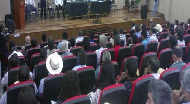 Proponen conformar comité recuperar calidad agua cuenca Quilca-Vítor-Chili