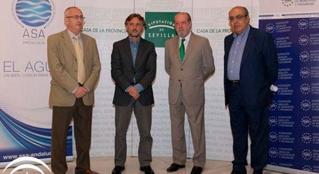 Gobierno andaluz tiene cuenta cambio climático hora diseñar políticas agua