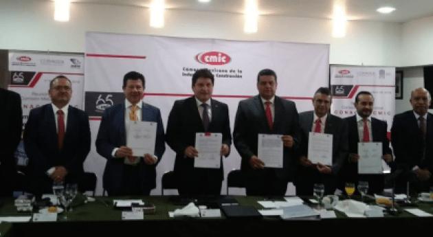 ANEAS-CMIC signan convenio colaboración