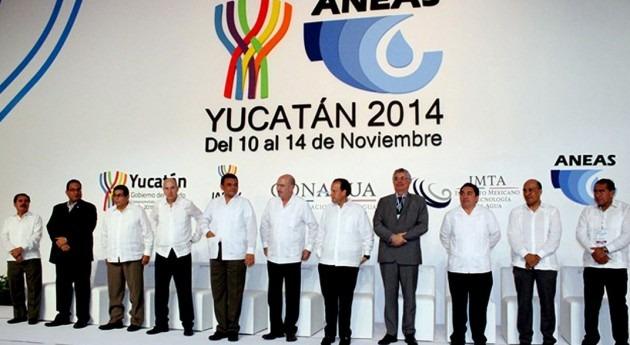 Inauguración oficial del Congreso ANEAS 2014