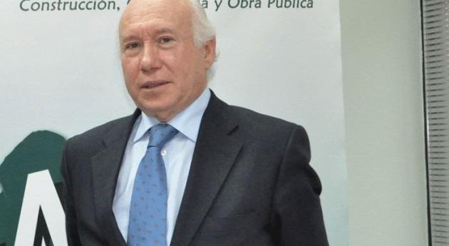El portavoz de ASA-Andalucía, Antonio Jiménez.
