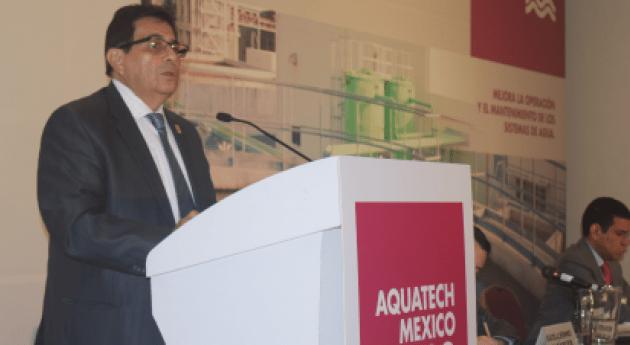 Participa ANEAS panel Gobernanza y Política Pública 2°Aquatech México