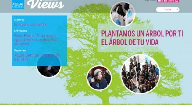 Fundación Aquae lanza nuevo número Aquae Views