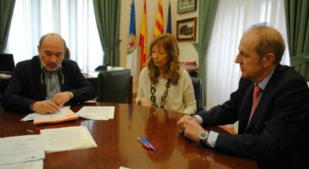 Aquara y Ayuntamiento Calatayud evitarán cortes agua familias recursos