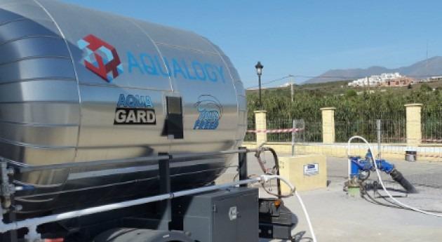 SUEZ Advanced Solutions mejora eficiencia pozo Málaga tecnología Aquagard