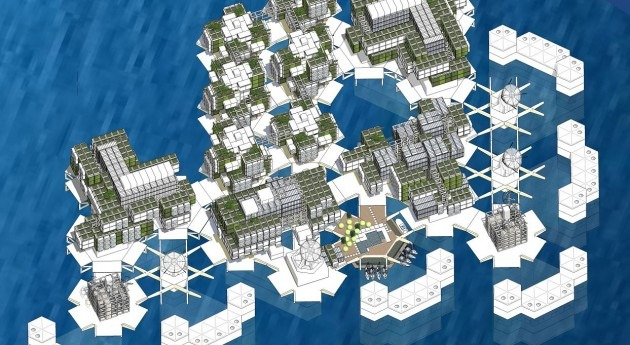Proyecto IISIS: diseño ciudad inteligente, autosuficiente y sostenible