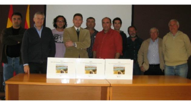 Aqualogy proyecta dos balsas riego Ontiñena, Huesca