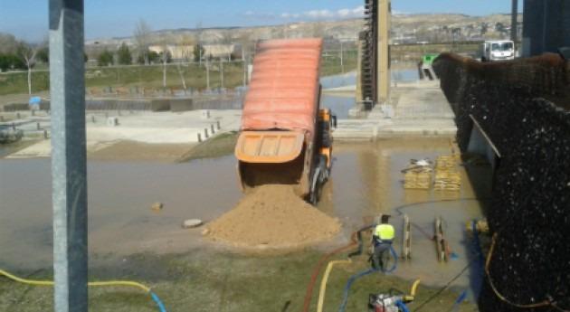 Ayuntamiento Zaragoza agradece Aquara actuaciones crecida Ebro