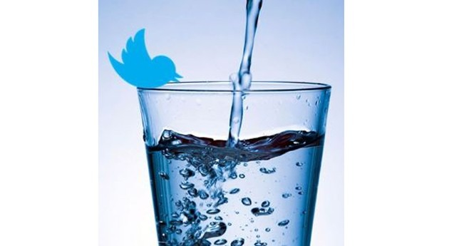 Como dar beber Twitter