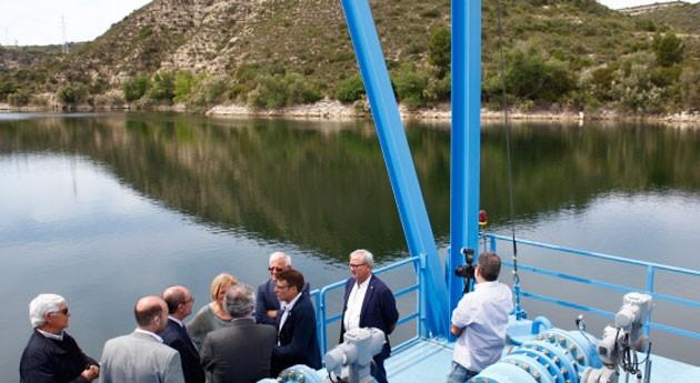 Aragón ultima nuevo decreto regadíos que contempla ayudas 100 millones euros