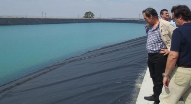 Aragón moderniza 11.000 hectáreas regadíos