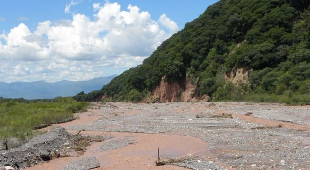 Río en provincia de Salta (Banco Mundial).