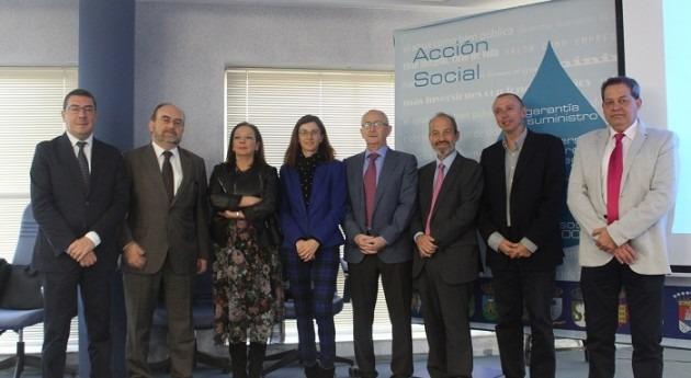 Medio Ambiente manifiesta apuesta política agua mano ASA Andalucía