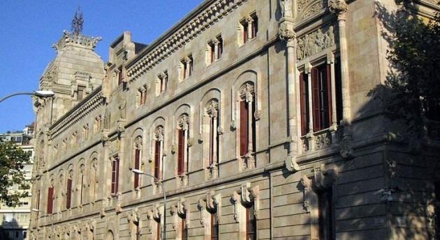 Palacio de Justicia de Barcelona (Wikipedia/CC).