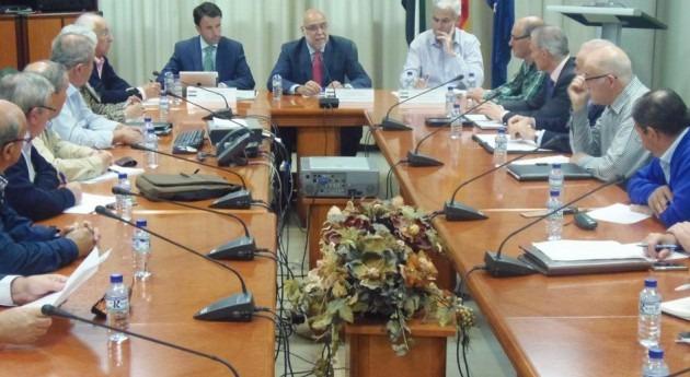 Extremadura reitera apoyo regantes ayuda 10 millones euros infraestructuras