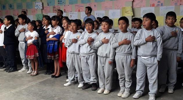 139 niños Azuay fueron capacitados Nueva Cultura Agua