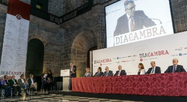Aigües Barcelona recibe premio Cambra Comerç Barcelona 150 años trayectoria