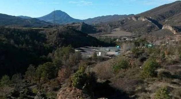 CHE reducirá contaminación lindano barranco Bailín derivando aguas