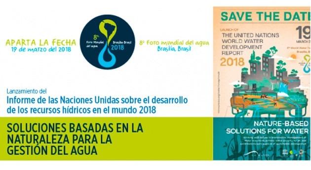 ANEAS, enclave Naciones Unidas Informe Mundial Desarrollo Recursos Hídricos