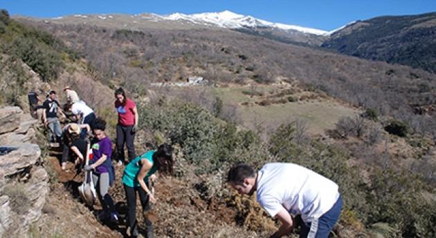 Documental: recuperación acequia medieval Barjas (Cáñar, Granada)